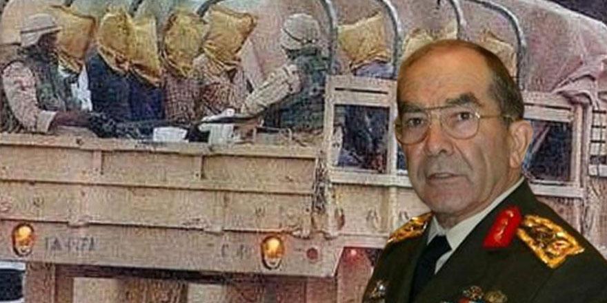 Hilmi Özkök Türk askerlerinin başına çuval geçirilmesinin perde arkasını anlattı