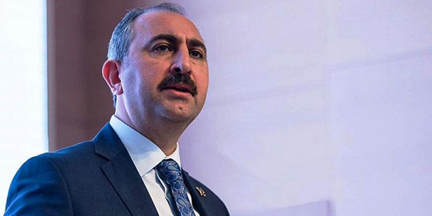 """Torpil iddialarına Adalet Bakanı'ndan """"özel hayat"""" yanıtı"""