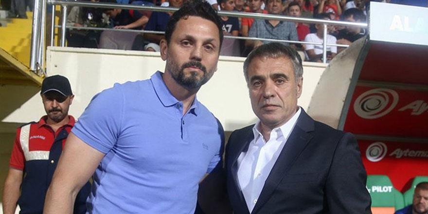 Erol Bulut Fenerbahçe'ye Ersun Yanal Alanyaspor'a...