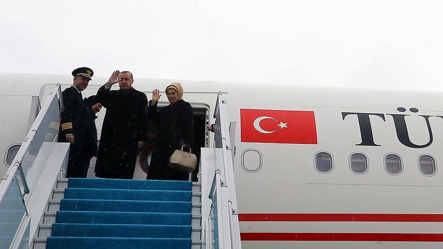 Cumhurbaşkanı Erdoğan, Körfez ülkelerine gidecek
