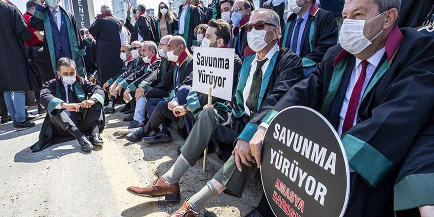 CHP, 'çoklu baro' kanununun iptali için AYM'ye gidiyor!