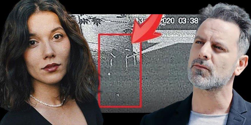 Kamera kayıtları ortaya çıktı: Deniz Bulutsuz çıplak ayakla sokakta...