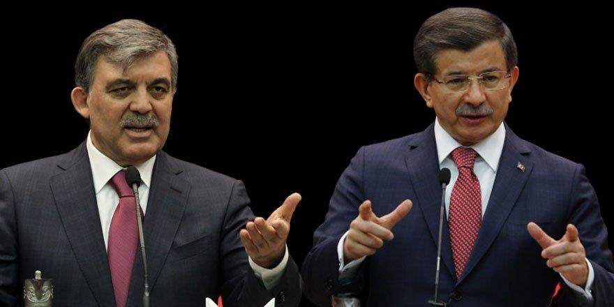 """Eski özel kalemden flaş iddia: """"Gül ve Davutoğlu'nu coşkulu anons ettiği için..."""""""