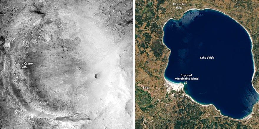 NASA'nın Salda Gölü paylaşımı sonrası Vali Arslantaş'tan flaş çağrı