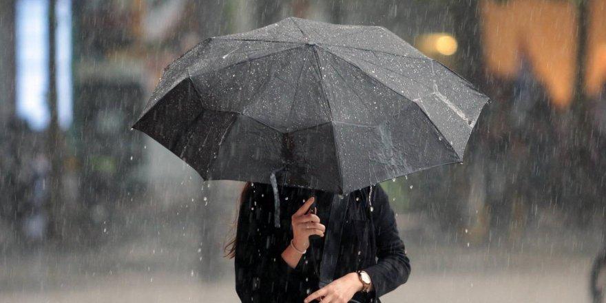 Meteoroloji'den 4 bölgeye uyarı