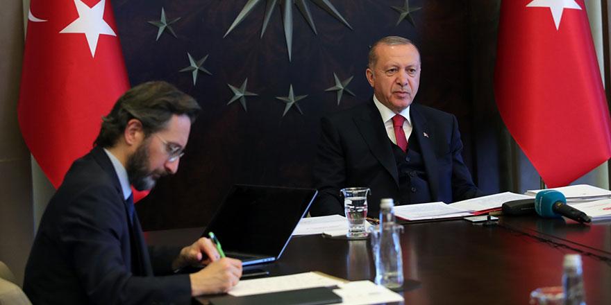 Rapor Erdoğan'a sunuldu: Kurum isimlerine düzenleme geliyor...