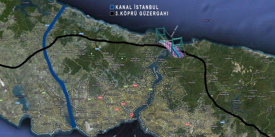 Kanal İstanbul'un yolları da paralı olacak! Bakın ihaleyi kim kazandı