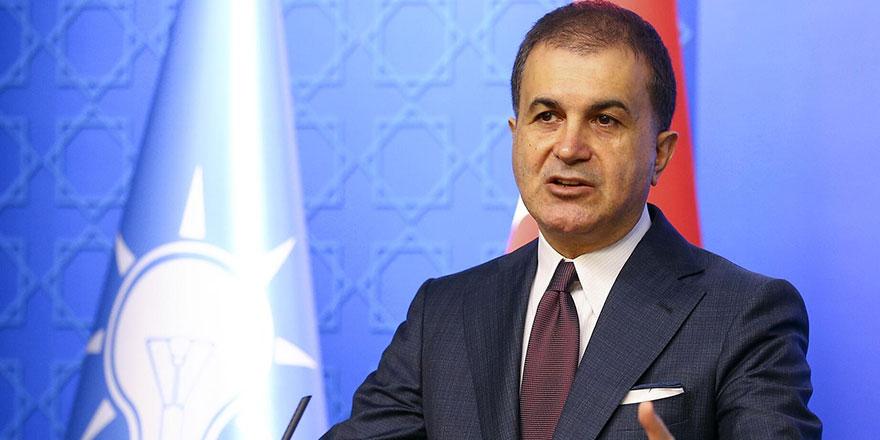 AKP Sözcüsü Ömer Çelik'ten ekonomi açıklaması