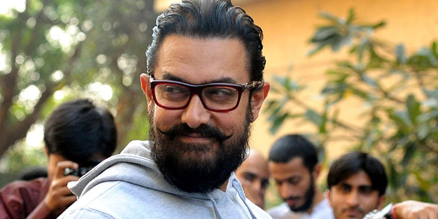 Aamir Khan Türkiye'ye geliyor