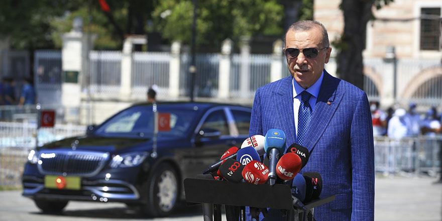 Bahçeli'nin ardından Erdoğan'dan da İYİ Parti'ye çok konuşulacak çağrı