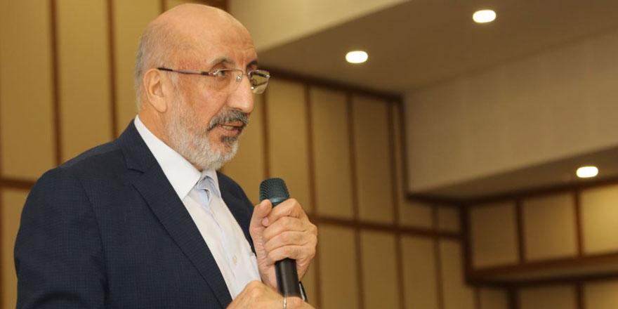 """Abdurrahman Dilipak'tan tartışma yaratacak sözler: """"Önümüzdeki günlerde bir kriz patlarsa..."""""""