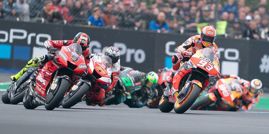 MotoGP Çekya Grand Prix şampiyonu belli oldu
