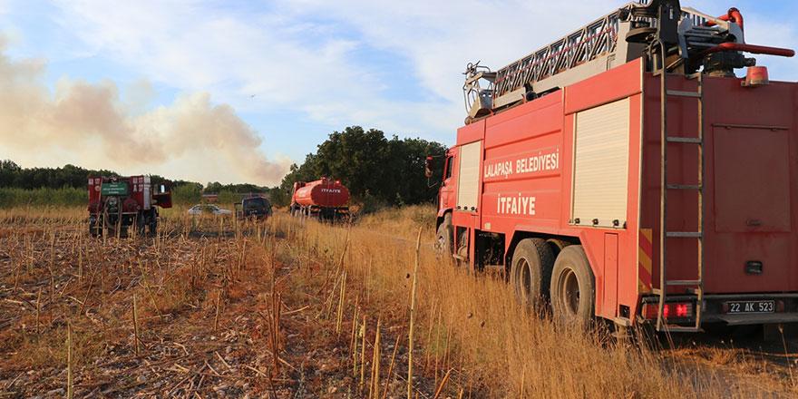 Bulgaristan'daki yangın Türkiye'ye yaklaşıyor... Köyler tahliye edilebilir