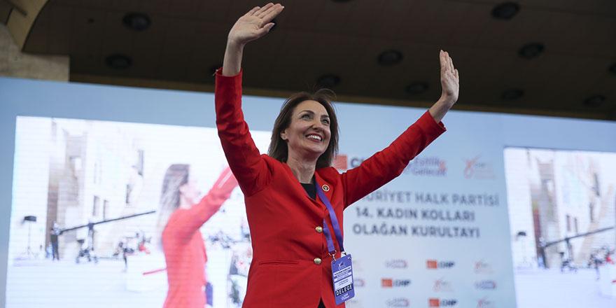 CHP'nin Kadın Kolları Başkanı Aylin Nazlıaka!