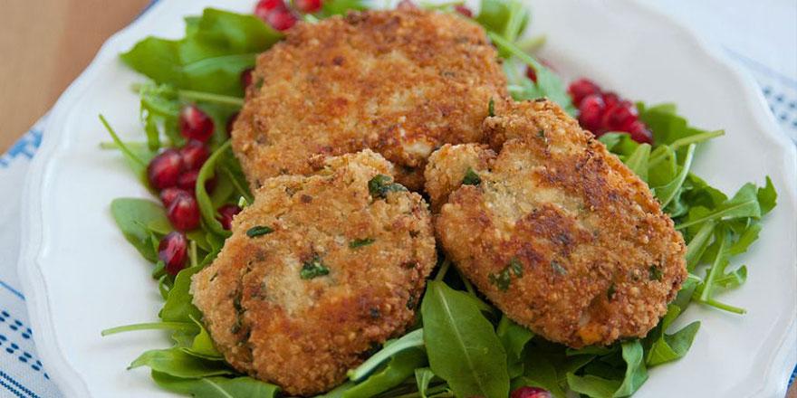 Sağlıklı yaşam için kinoalı sebze köftesi tarifi