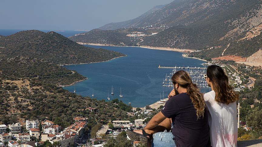 8 milyon yabancı turist bekleniyor