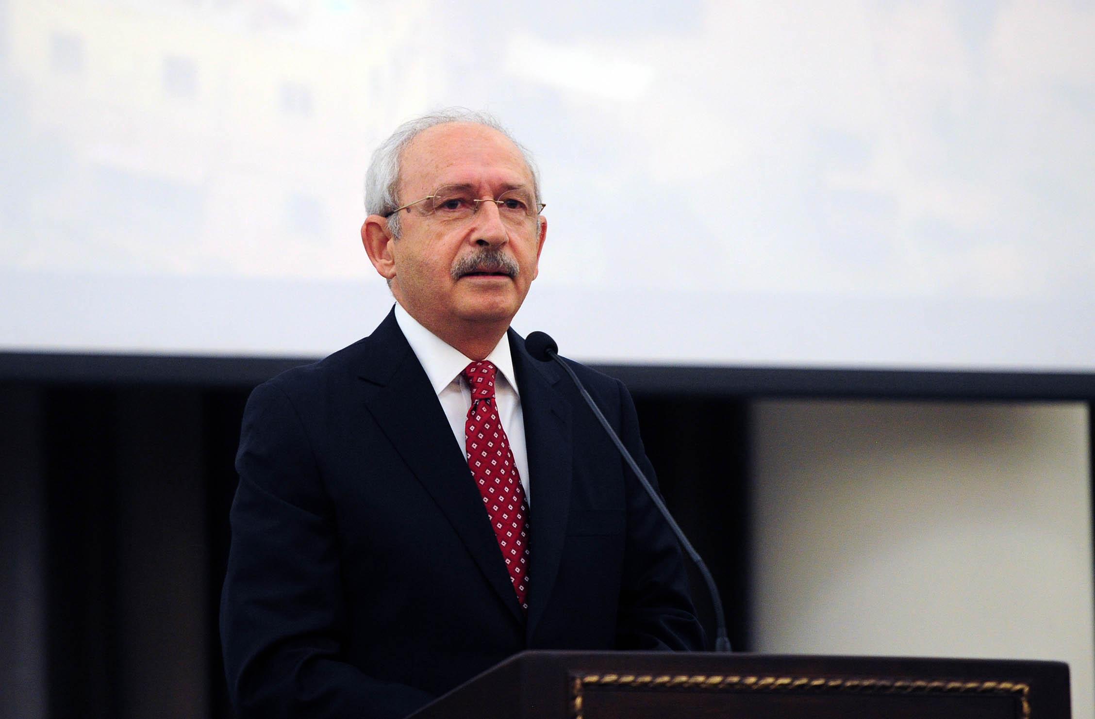 """Kemal Kılıçdaroğlu: """"PTT'de çok ciddi olaylar oluyor"""""""