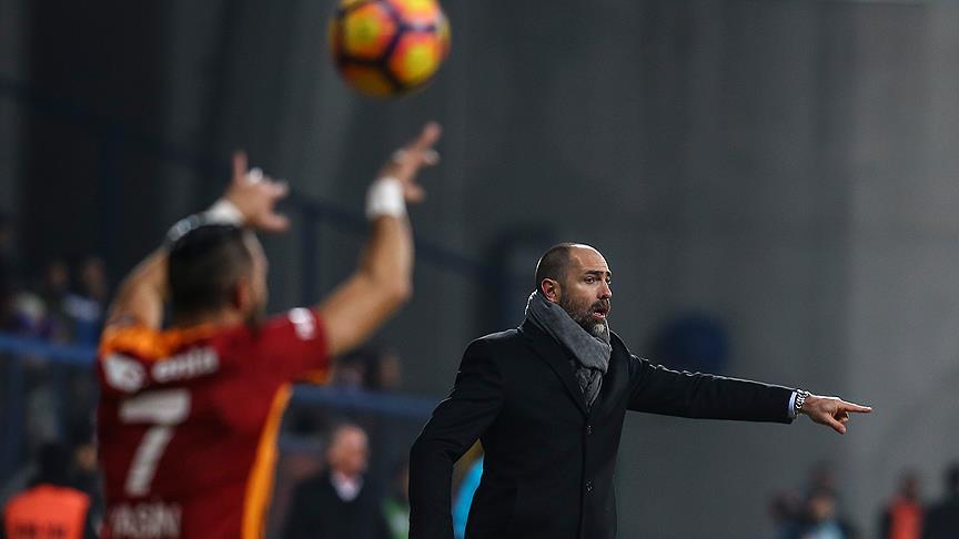 Tudor, Galatasaray'la resmen anlaştı