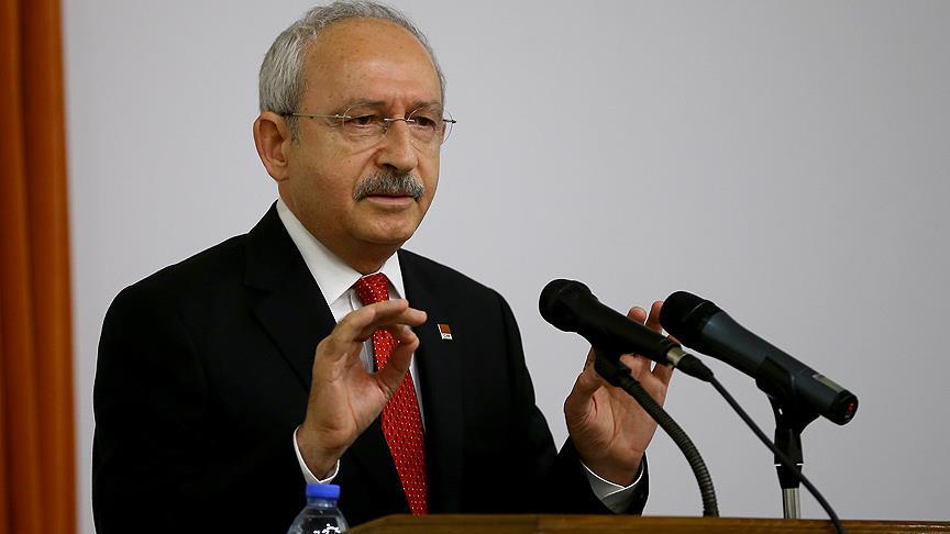 Kılıçdaroğlu: Biz halkımızın iradesine güveniyoruz