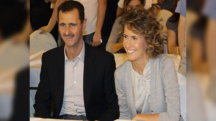 Beşar Esad ve eşi Esma Esad korona virüse yakalandı